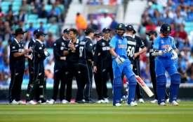 विश्व कप 2019, भारत बनाम न्यूजीलैंड प्रीव्यू: कीवी टीम के सामने भारत के रूप में पहली बड़ी चुनौती - India TV