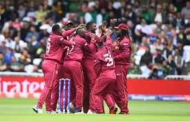 टीम वेस्टइंडीज- India TV