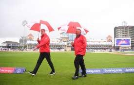 भारत बनाम न्यूजीलैंड मैच रद्द हुआ- India TV