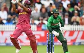 लाइव क्रिकेट स्कोर वेस्टइंडीज बनाम बांग्लादेश लाइव मैच स्कोर, वेस्टइंडीज बनाम बांग्लादेश क्रिकेट स्क- India TV