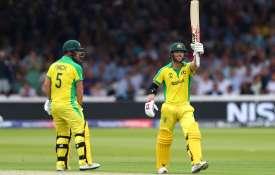 फिंच और वार्नर ने पहले विकेट के लिए 123 रनों की सा- India TV
