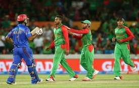 Bangladesh vs Afghanistan, लाइव क्रिकेट स्ट्रीमिंग आईसीसी विश्व कप 2019 बांग्लादेश बनाम अफगानिस्तान - India TV