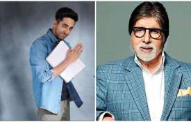 Ayushmann Khurana and Amitabh Bachchan- India TV