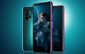honor 20 series : honor 20, 20 pro and 20i launched in india know price features and full specificat- India TV