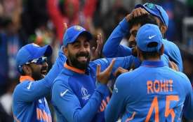 World Cup 2019: India's rain-affected matches may cost Rs 100 crore loss to insurers- India TV