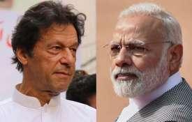 Imran Khan and Narendra Modi- India TV