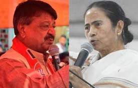 BJP's slogans in West Bengal will be 'Jai Maha Kali', 'Jai Shri Ram', says Kailash Vijayvargiya- India TV