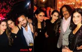 करीना, सैफ और...- India TV