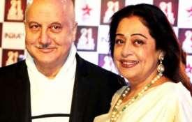 Kirron Kher, Anupam Kher- India TV
