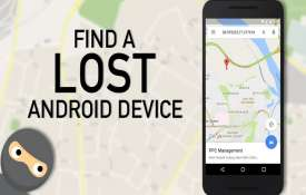 Find My Device: How to track your Lost Mobile Using Google Map- India TV