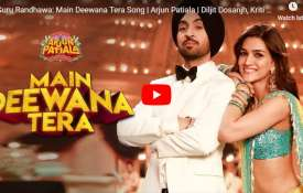Guru Randhawa: Main Deewana Tera Song- India TV
