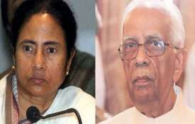 Mamata banerjee and Kesrinatha Tripathi- India TV