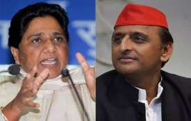 BSP Supremo Mayawati and SP Chief Akhilesh Yadav | PTI File- India TV