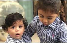 Zain and misha kapoor- India TV