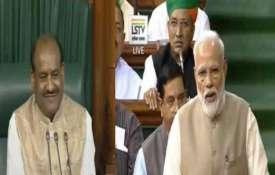 सामाजिक जीवन के अनुभव के कारण सुगमता से लोकसभा का संचालन करेंगे बिरला: मोदी- India TV