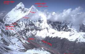 Bodies spotted of missing climbers in Nanda Devi: Report- India TV
