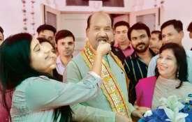 स्पीकर चुनाव में ओम बिरला का निर्विरोध चुना जाना तय, मिला यूपीए का समर्थन- India TV
