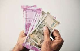 Per capita income of the country increased by 10 percent to 10,534 rupees- India TV