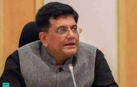 Goyal asks companies to submit concerns on draft e-commerce policy in 10 days- India TV