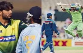 भारत बनाम पाकिस्तान - India TV