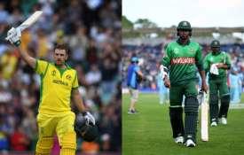 ऑस्ट्रेलिया बनाम बांग्लादेश लाइव स्ट्रीमिंग और लाइव क्रिकेट स्कोर मैच 26 आईसीसी विश्व कप 2019 जहां ट- India TV