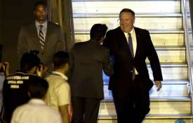 Mike Pompeo visit to India aimed at deepening strategic relationship, says United States | PTI- India TV
