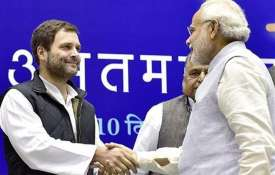 PM Narendra Modi and other leaders wishes Rahul Gandhi on his birthday | PTI File- India TV
