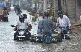 Rain in Patna- India TV