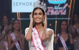 Femina miss india 2019 सुमन...- India TV