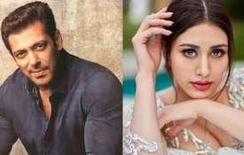 Salman Khan, Warina Hussain- India TV