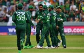 World Cup 2019: जीत के साथ पाकिस्तान की उम्मीदें कायम, दक्षिण अफ्रीका नॉक आउट की दौड़ से बाहर - India TV