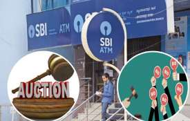 SBI Mega E-Auction for properties sale know how apply online- India TV