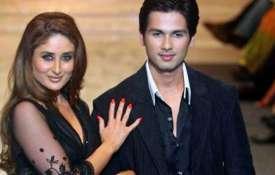 Shahid Kapoor, Kareena Kapoor Khan- India TV