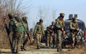 Two terrorists killed in Shopian district of Jammu and Kashmir | PTI Representational- India TV