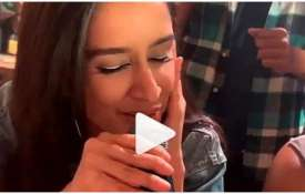 Viral video of Shraddha kapoor- India TV