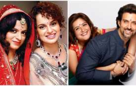 Sunaina roshan extend support to kangana ranaut- India TV