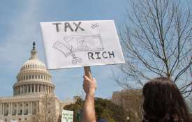 US billionaires urging US government more tax on them to eradicate poverty- India TV