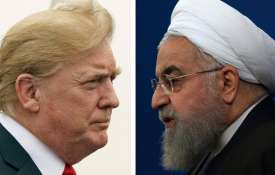 Iran will not wage war against any nation, says President Hassan Rouhani | AP File- India TV