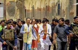 <p>Shiv Sena chief Uddhav Thackeray...- India TV