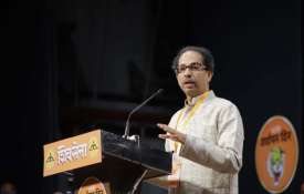 Uddhav Thackeray Speech in Shiv Sena 53rd foundation day celebration - India TV