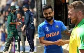इंग्लैंड-पाकिस्तान और भारत-ऑस्ट्रेलिया- India TV