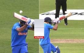 विराट कोहली आउट- India TV