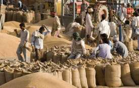 wheat procurement on support price till June 30 - India TV