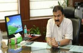 Guruprasad Mohapatra, AAI chairman - India TV