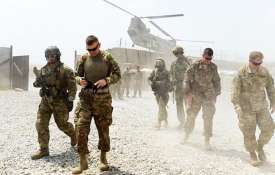 Envoy to Afghanistan says United States not 'cutting and running' | AP File- India TV