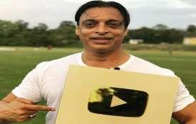 शोएब अख्तर ने...- India TV
