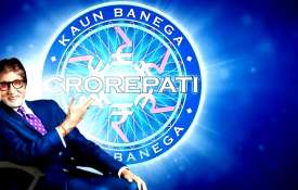 Amitabh Bachchan in Kaun Banega Crorepati - India TV