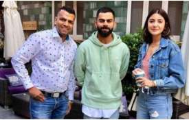 Virat kohli and Anushka sharma- India TV