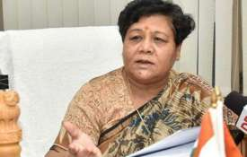 Sushri Anusuiya Uikey as Governor of Chhattisgarh- India TV