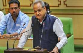 Rajasthan Chief Minister Ashok Gehlot...- India TV